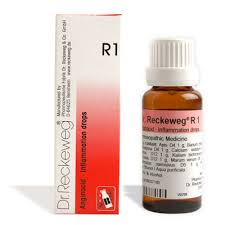 R 1 DROPS [ DR. RECKEWEG ]