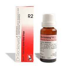 R 2 DROPS [ DR. RECKEWEG ]