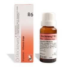 R 6 DROPS [ DR. RECKEWEG ]