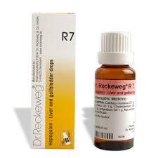 R 7 DROPS [ DR. RECKEWEG ]