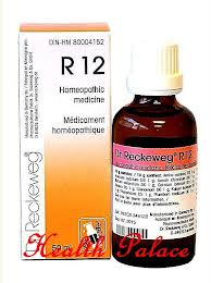 R 12 DROPS [ DR. RECKEWEG ]