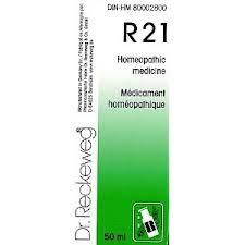 R 21 DROPS [ DR. RECKEWEG ]