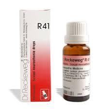 R 41 DROPS [ DR.RECKEWEG ]