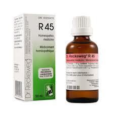 R 45 DROPS [ DR.RECKEWEG ]
