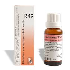 R 49 DROPS [ DR.RECKEWEG ]
