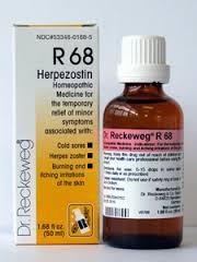 R 68 DROPS [ DR.RECKEWEG ]