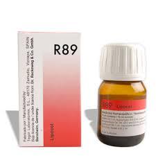R 89 DROPS [ DR.RECKEWEG ]