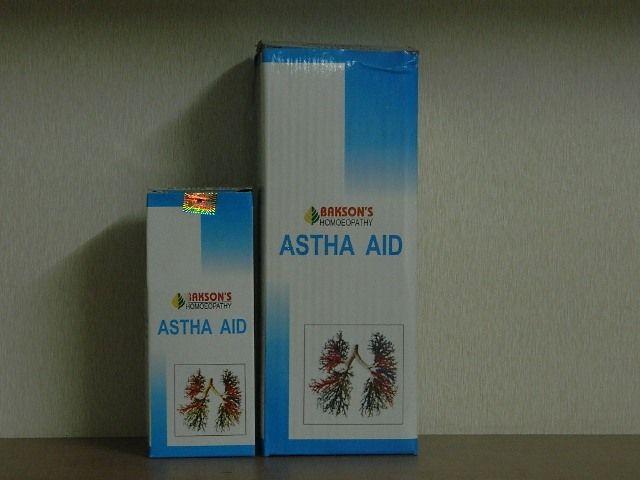 ASTHA AID SYRUP & TABLET [ BAKSON ]