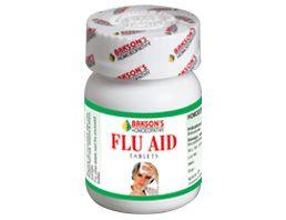 FLU AID TABLET [ BAKSON ]