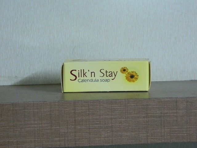 SILK? n STAY Calendula Soap [ SBL ]