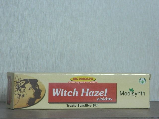 WITCH HAZEL CREAM [ MEDISYNTH ]