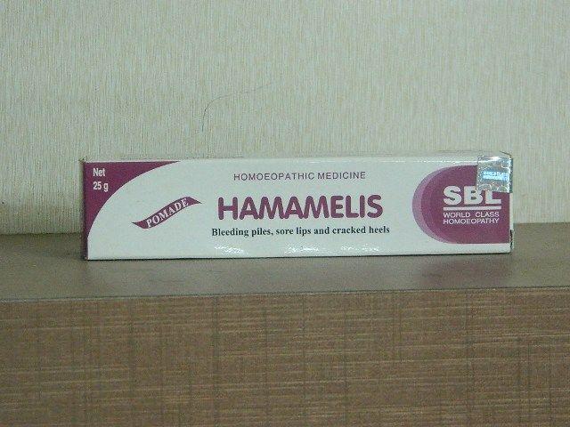 HAMAMELIS POMADE [ SBL ]