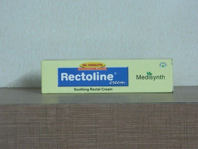RECTOLINE CREAM [ MEDISYNTH ]