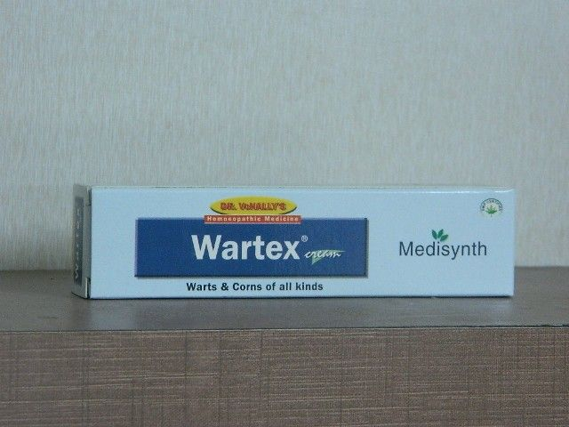 WARTEX CREAM [ MEDISYNTH ]