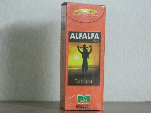 ALFALFA TABLET [ MEDISYNTH ]