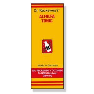 ALFALFA TONIC [ DR.RECKEWEG - GERMAN ]